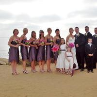 Ceremony, Flowers & Decor, Bridesmaids, Bridesmaids Dresses, Wedding Dresses, Fashion, purple, dress