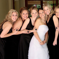 Jewelry, Bridesmaids, Bridesmaids Dresses, Wedding Dresses, Fashion, white, black, dress, Bride, Rings, Gift, Cocktail, Swarovski, Crystals, Handmade, Friendship, Chacha bella