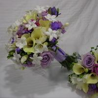 Bridesmaids, Bridesmaids Dresses, Fashion, purple