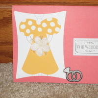 Bridesmaids, Bridesmaids Dresses, Stationery, Fashion, yellow, red, Invitations, Bridesmaid