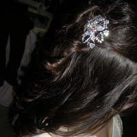Beauty, Jewelry, Brooches, Hair, Brooch, Hair flower