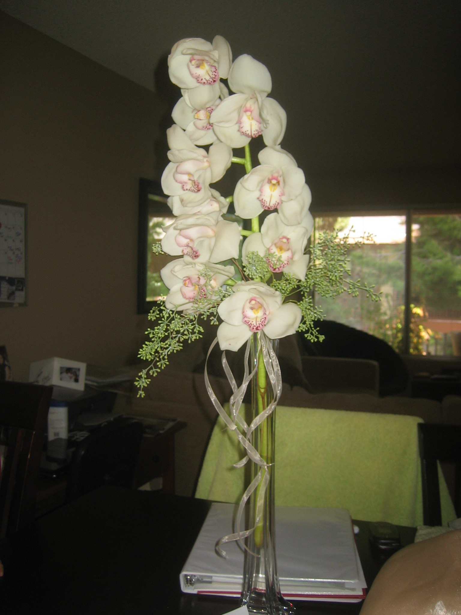 Centerpiece, Orchid