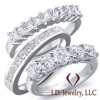 Beauty, Ceremony, Flowers & Decor, Jewelry, white, yellow, blue, silver, gold, Hair, Id jewelry llc