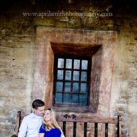 Engagement, April smith photography, San juan capistrano mission