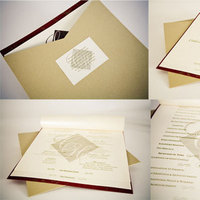Inspiration, Stationery, white, brown, black, gold, Invitations, Board, Creative designs by mimi