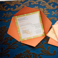 Inspiration, Stationery, white, yellow, orange, black, gold, Invitations, Board, Creative designs by mimi
