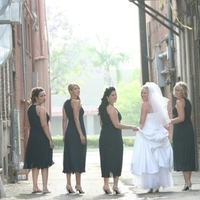Beauty, Bridesmaids, Bridesmaids Dresses, Wedding Dresses, Fashion, white, blue, dress, Hair, Jennifer bagwell photography