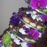 Cakes, white, pink, purple, green, cake, Cupcakes, Tropical, Fruit, Sugar and spice and, Four, Petit