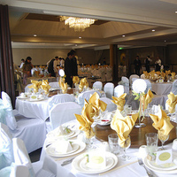 Reception, Flowers & Decor, Chinese, Banquet, Mings