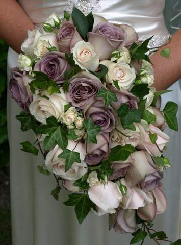 pink, brown, Bouquet, The flower company