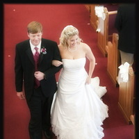 Ceremony, Flowers & Decor, Wedding Dresses, Fashion, white, red, dress, Huntsville, al wedding photographer connie wise