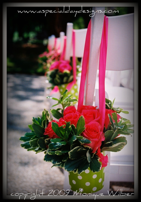 Ceremony, Flowers & Decor, pink, green, Ceremony Flowers, Aisle Decor, Centerpieces, Flowers, Flower, Girl, Centerpiece, Wedding, Aisle, Lake, Tahoe, Cathyswraps, Plump, Jack