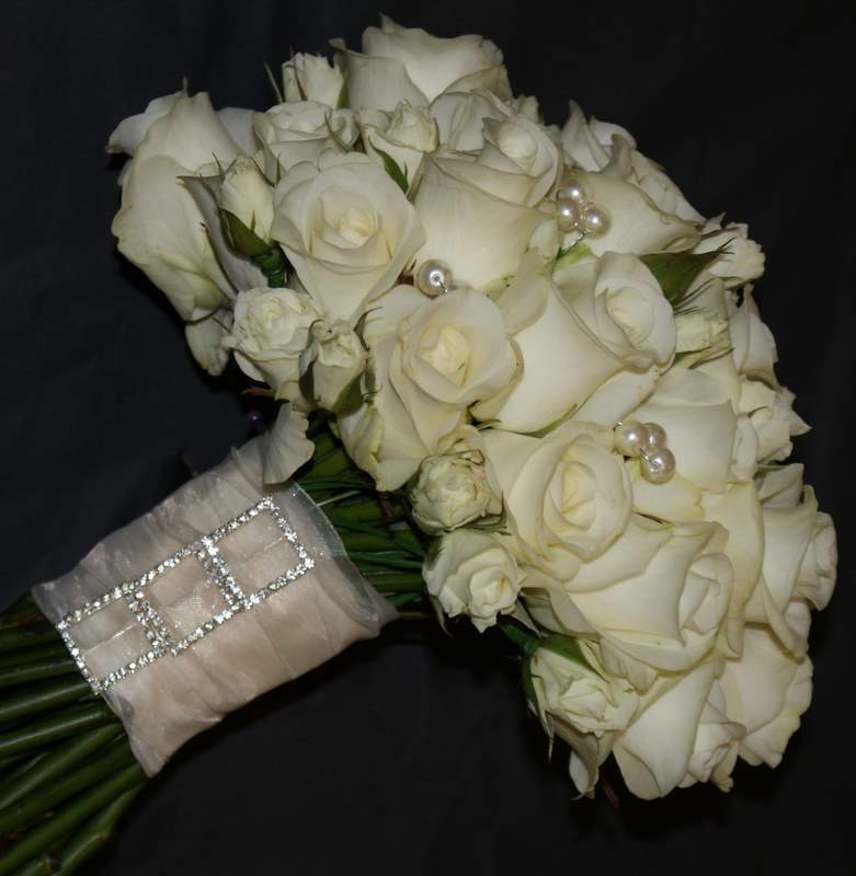 Flowers & Decor, white, Bride Bouquets, Flowers, Bouquet, The flower company