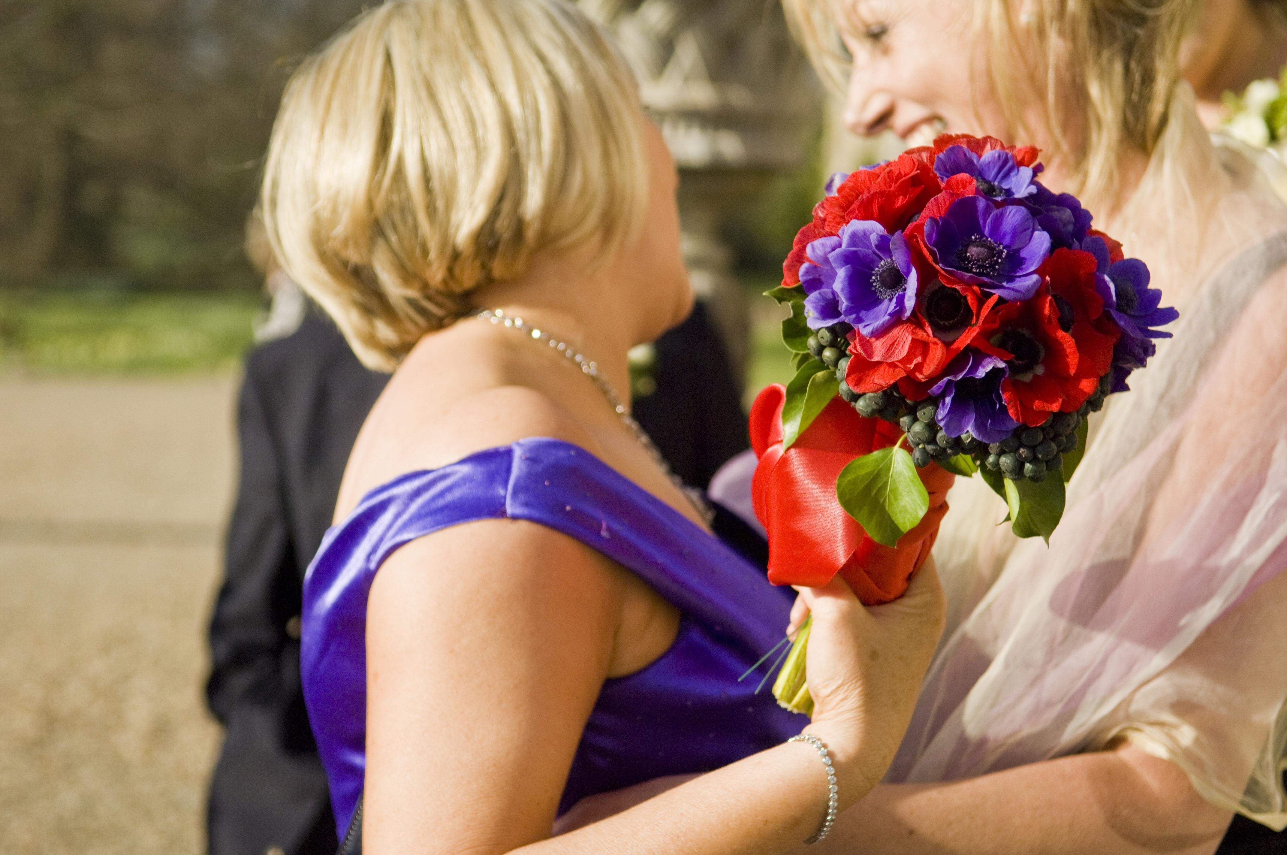 Flowers & Decor, purple, Flowers, Wedding, The flower company