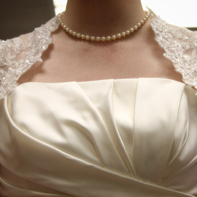 Jewelry, ivory, Necklaces, Pearls, Necklace