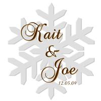 white, brown, silver, Monogram