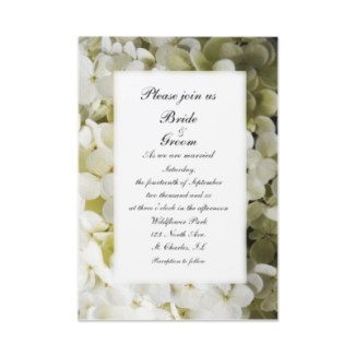 Flowers & Decor, Stationery, white, Invitations, Flower, Floral, Hydrangea, Wedding invitation, A wedding collection by lora severson photography, Floral wedding, Hydrangea wedding, White hydrangea