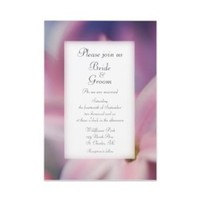 Flowers & Decor, Stationery, pink, invitation, Invitations, Flower, Floral, Wedding invitation, Hyacinth, A wedding collection by lora severson photography, Floral wedding, Hyacinth wedding, Pink hyacinth