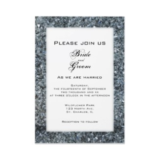 Stationery, blue, gray, silver, invitation, Invitations, Grey, Sparkle, Wedding invitation, Contemporary, A wedding collection by lora severson photography