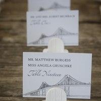 Stationery, white, black, Invitations, Cards, Chair, Newport, Place, Bridge, Katlem design invitations, Belle, Mer, Adirondack