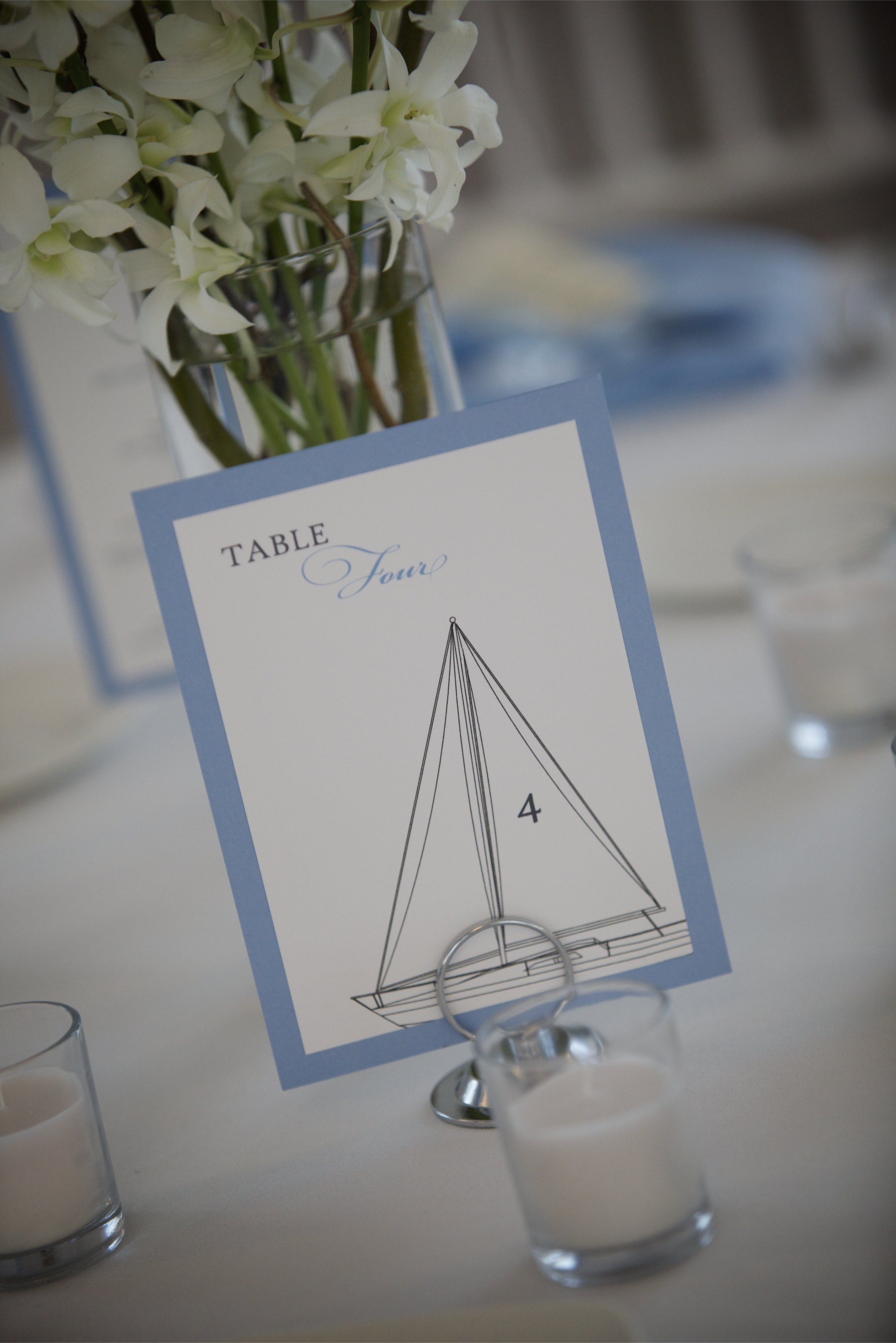 Stationery, white, blue, black, Invitations, Table Numbers, Table, And, Theme, Card, Bridge, Boat, Katlem design invitations, Belle, Mer
