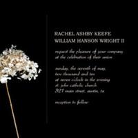 Stationery, black, silver, Invitations, Wedding, Free, Templates, Design betty - free wedding invitation templates