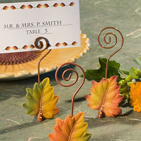 Reception, Flowers & Decor, Favors & Gifts, yellow, orange, red, green, brown, Favors, Wedding, inc, Card, Place, Autumn, Holders, Weddings by mail