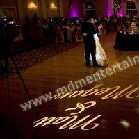 Reception, Flowers & Decor, pink, Lighting, Wedding, Custom, Dj, Gobo, Chicago, Mdm entertainment