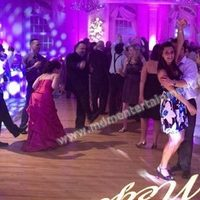 Reception, Flowers & Decor, pink, purple, Lighting, Wedding, Dancing, Dj, Chicago, Illinois, Schaumburg, Mdm entertainment