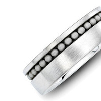 Jewelry, Band, Desires by mikolay, White gold wedding band, Mens wedding bands, Mens jewelry