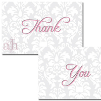 Photography, Stationery, pink, silver, Invitations, You, Thank, Sign, Weddings by ah