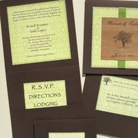 Inspiration, Flowers & Decor, Stationery, green, brown, Rustic, Garden, Vineyard Wedding Invitations, Invitations, Outdoor, Board, Natural, Wood, Earth, Vines, Southall eden