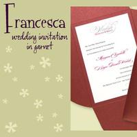 Stationery, white, red, silver, invitation, Invitations, Wedding invitation, I do graphics, Pouchette