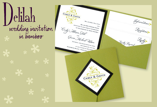 Stationery, white, green, black, invitation, Invitations, Pocketfold, Envelopments, Wedding invitation, Pocketfold invitation, I do graphics