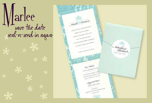 Stationery, blue, invitation, Invitations, Save-the-Dates, Save the date, Envelopments, I do graphics, Seal and send
