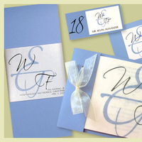 Stationery, blue, invitation, Invitations, Escort Cards, Program, Place card, Wedding program, Escort card, Save the date card, I do graphics