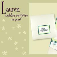 Stationery, white, blue, green, invitation, Invitations, Pocketfold, Envelopments, Wedding invitation, Pocketfold invitation, I do graphics