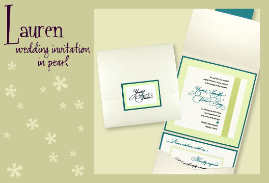 Stationery, white, blue, green, invitation, Invitations, Pocketfold, Envelopments, Wedding invitation, Pocketfold invitation, I do graphics
