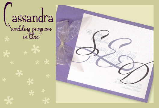 Stationery, white, purple, Invitations, Program, Booklet, Wedding program, I do graphics