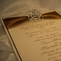 Stationery, silver, Invitations, Omg invitations