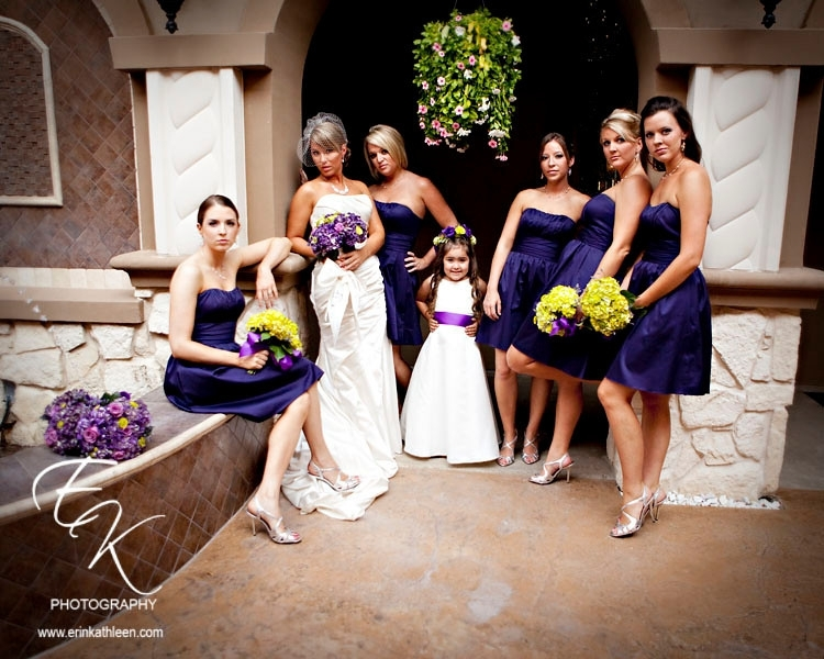 Beauty, Flowers & Decor, Jewelry, Bridesmaids, Bridesmaids Dresses, Wedding Dresses, Fashion, white, purple, blue, dress, Makeup, Bridesmaid Bouquets, Flowers, Hair, Deanie michelle events, Flower Wedding Dresses
