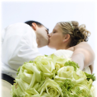 Beauty, Reception, Flowers & Decor, white, green, Flowers, Hair, Alexis taylor photography