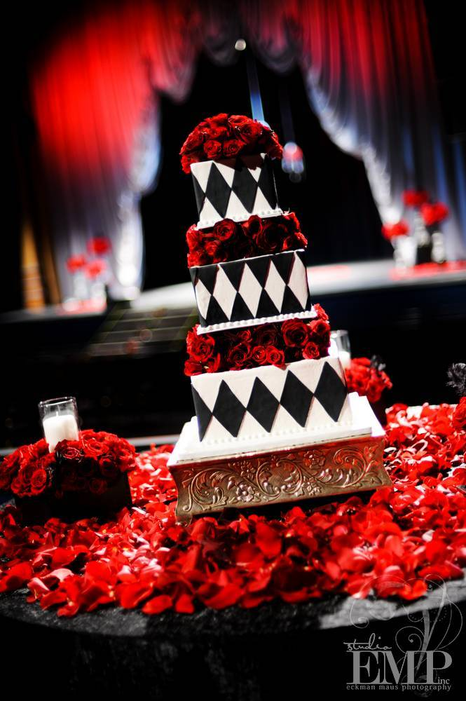 Cake At The Grovevendors Art With Nature Floral Design Project Wedding
