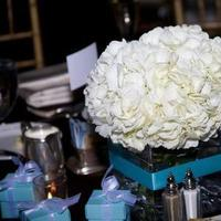 Flowers & Decor, Favors & Gifts, blue, Favors, Flower, Centerpiece, Sweet, Tiffany, Ribbon, Box
