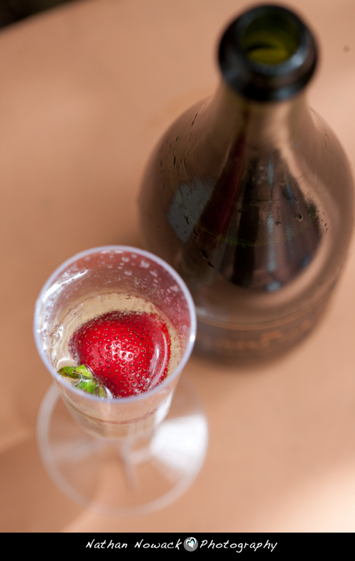 Inspiration, ivory, red, Drinks, Brides, Champagne, Board, Getting, Ready, Pre-wedding, Strawberries, Nathan nowack photography