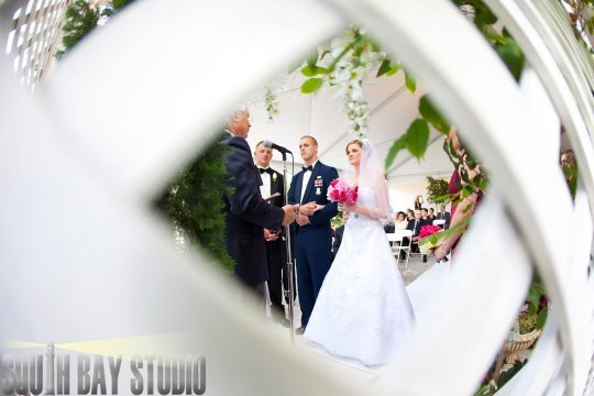 Ceremony, Flowers & Decor, pink, South bay studio