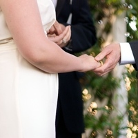 Ceremony, Flowers & Decor, Wedding Dresses, Photography, Fashion, white, green, black, dress, Ring, Vows, Photo, Picture, Black boxx photography