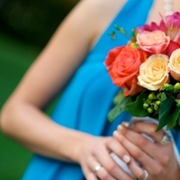 Inspiration, Flowers & Decor, Bridesmaids, Bridesmaids Dresses, Wedding Dresses, Photography, Fashion, yellow, orange, pink, red, blue, green, gold, dress, Bridesmaid Bouquets, Flowers, Bridesmaid, Board, Photo, Picture, Black boxx photography, Flower Wedding Dresses
