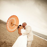 Wedding Dresses, Beach Wedding Dresses, Fashion, orange, dress, Beach, Tan