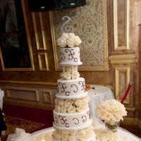 Cakes, white, cake, Dream wedding designers